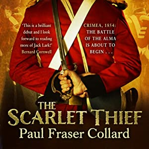 The Scarlet Thief Audiobook
