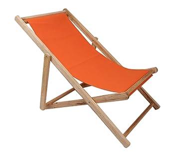 Kohles Al Aire Libre Plegable Sillones reclinables, Madera ...