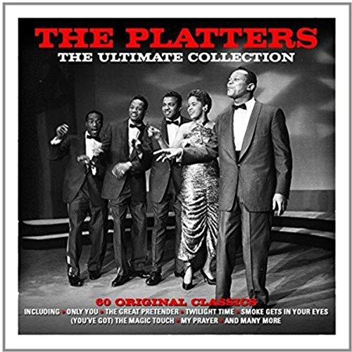The Ultimate Collection - The Platters (50' Mp3)