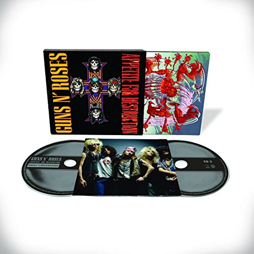 - Appetite For Destruction [2 CD][Deluxe Edition]