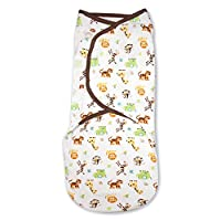 SwaddleMe Original Swaddle 1-PK, Graphic Jungle (SM)