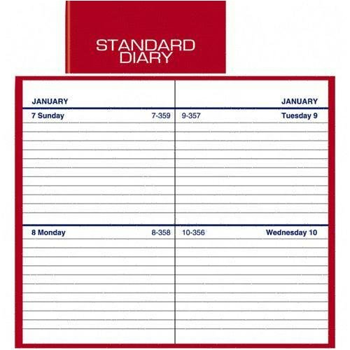 AAGSD36613 At A Glance Standard Diary Reminder