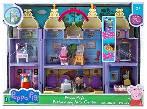 Peppa Pig Performance Center Playset ()