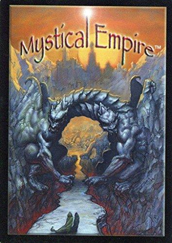 (MYSTICAL EMPIRE 2001-2005 NORTHEAST GAMES INC PROMO CARD)