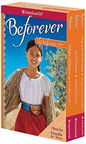 Josefina 3 book boxed set (American Girl, Beforever)