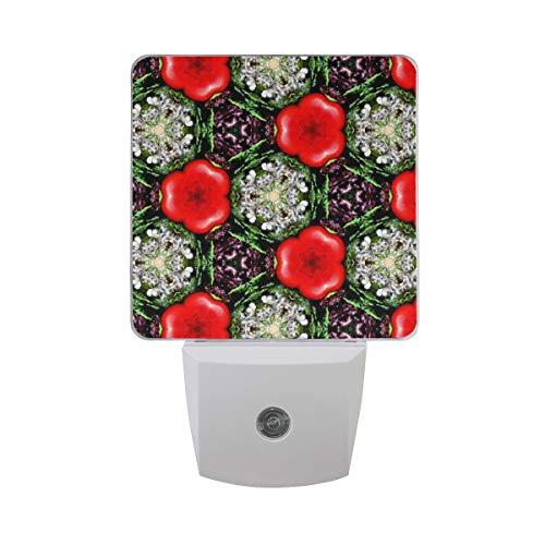 ce1420651fe Night Light Christmas Decoration Patterns Led Light Lamp for Hallway