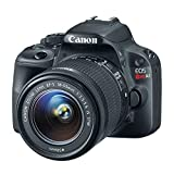 Canon EOS Rebel SL1 Digital SLR with 18-55mm STM Lens Review