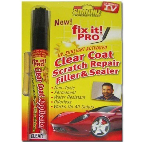 Fix It Pro Clear Car Scratch Repair Remover Pen Simoniz by CultinBox