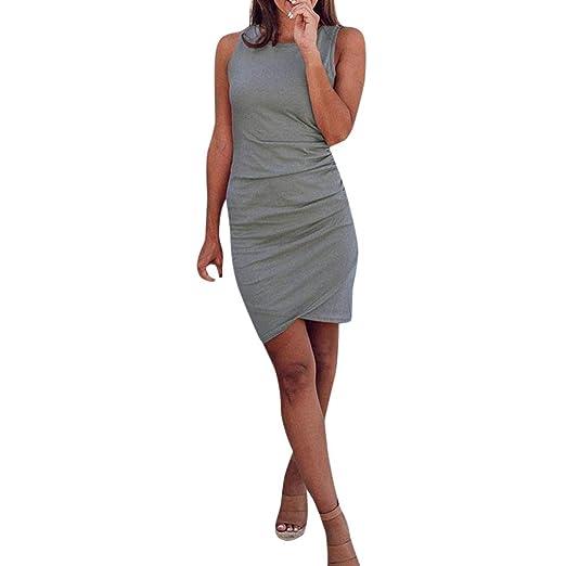 Amazon.com  Opeer 2019 Short Dress e1b83d72f