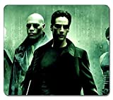 Gaming Mouse Pad - Matrix Movie Large Mousepad Mouse Mat