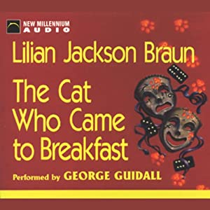 The Cat Who Came to Breakfast Hörbuch