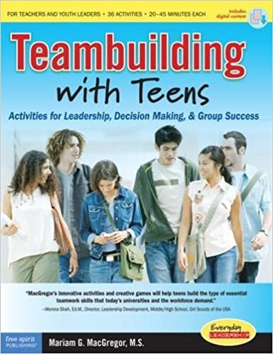 Consider, that Team building activities for teen