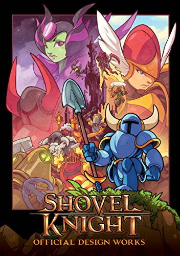 Shovel Knight: Official Design Works cover