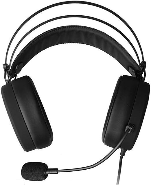 Yughb Subwoofer de micrófono estéreo N7 para Xbox One, PS4, Nintendo Switch, PC Headset Cascos Gaming: Amazon.es: Hogar