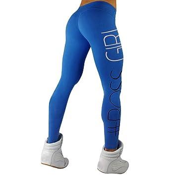 Yoga para Niños, ❤ Zolimx Pantalones Mujer Cintura Alta Deportes Gimnasio Yoga Ropa Mujer