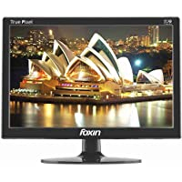 Foxin 15.4 Inch Full HD LED Backlit Computer Monitor with HDMI Slot