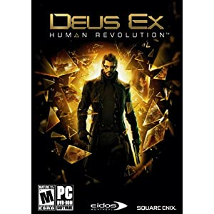 Deus Ex: Human Revolution PC game india 2020