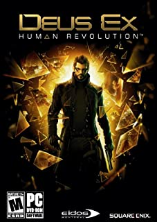 Deus Ex Human Revolution - Standard Edition by Pc Games (B002I0HKRQ) | Amazon price tracker / tracking, Amazon price history charts, Amazon price watches, Amazon price drop alerts