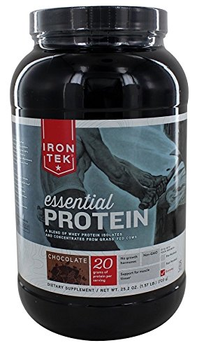 Iron Tek Essential Natural High Protein, Chocolate 1.57 (Iron Protein)