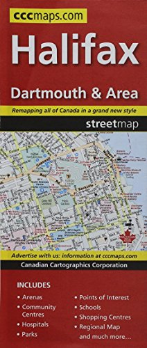halifax-dartmouth-area-street-map