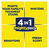All Mighty Pacs Laundry Detergent 4 In 1