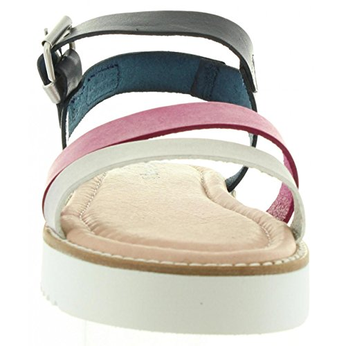 Donna Bambina Jeans Per Sandali Camille Pepe Fuchsia Pgs90081 E 377 Deep ZnBq4Awx