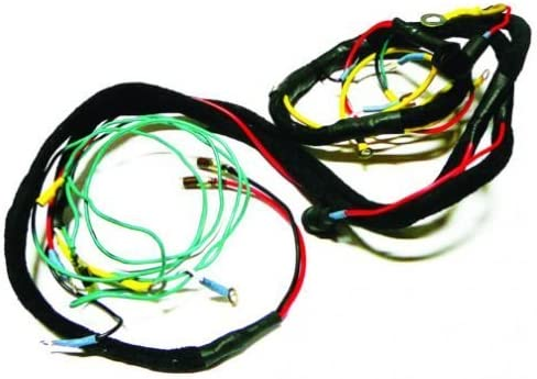 12v wiring diagram ford 800 tractor free picture amazon com wiring harness main ford 701 701 801 801 800 800 811  amazon com wiring harness main ford