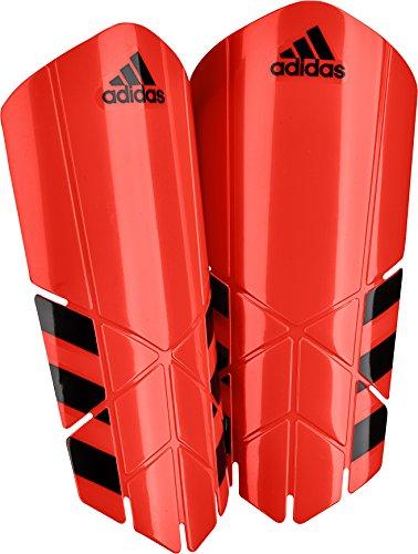 adidas Ghost Lesto Shin Guard, Bright Red, Medium