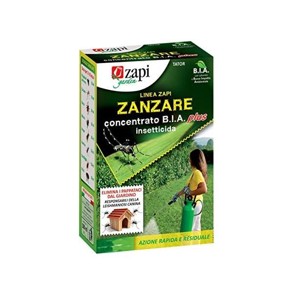 Zapi zanzare tigre insetticida concentrato b.i.a. 250Ml 1 spesavip