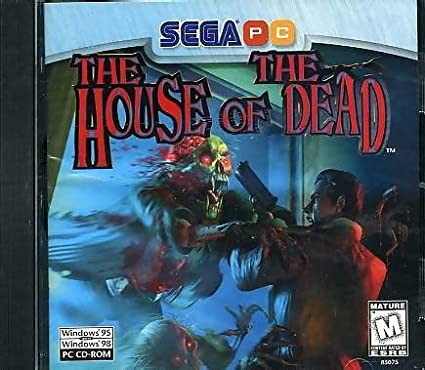 Amazon Com House Of The Dead Pc Video Games