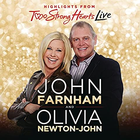 Two Strong Hearts Live (Olivia Newton John Live Cd)