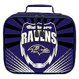 """NFL Baltimore Ravens """"Lightning"""" Lunch Kit, 10"""" x"""