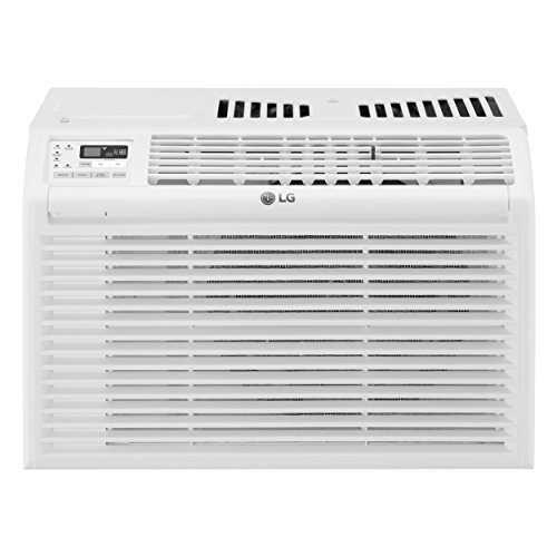 LG 6,000 BTU Window Air Conditioner White LW6017R