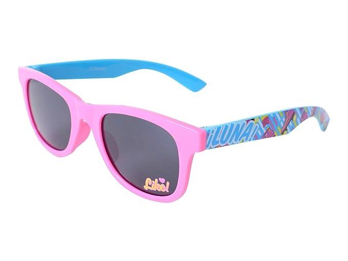 Disney Soy Luna Kinder Mädchen Girl Sonnenbrille Sonnenschutz UV400 Motivbrille