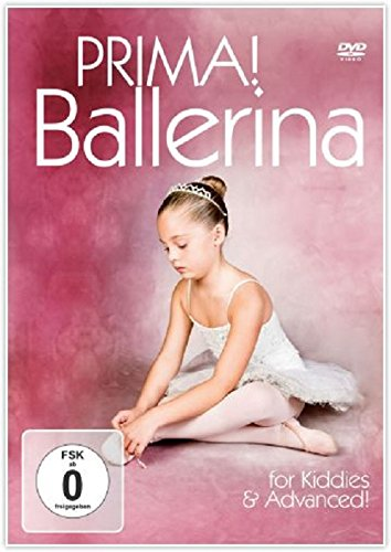 Prima! Ballerina - Ballet Training For Children -