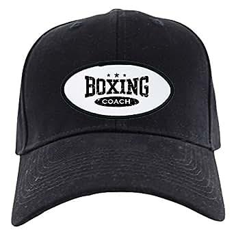 42df680647e Amazon.com  CafePress - Boxing Coach - Baseball Hat