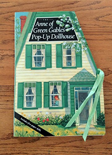 Anne of Green Gables Pop-Up Dollhouse