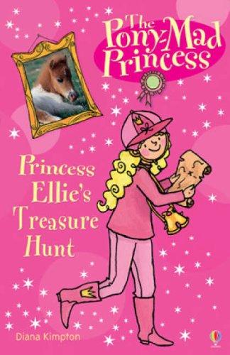 Download Princess Ellie's Secret Treasure Hunt (Pony-mad Princess) pdf