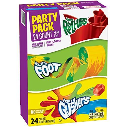 Betty Crocker Fruit Snacks, Fruit Roll-Ups, Fruit by