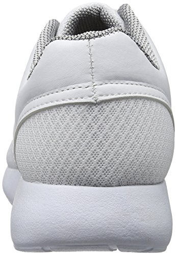 Unisex Sneaker White Bianco 03 Laser Adulto 111 Basse Tamboga qzUnPRw