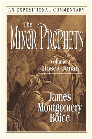 Download The Minor Prophets: Hosea-Jonah (Expositional Commentary) pdf