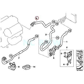 Amazon Bmw Genuine Hub Automotive 95 Bmw 325i Engine 95 325i