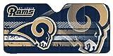 St. Louis Rams Auto Sun Shade - 59''x27''