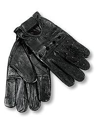 Interstate Leather Men's Basic Driving Gloves (Black, XX-Large)