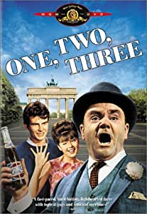 One, Two, Three (Bilingual) [Import]