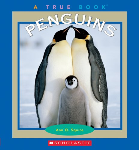 Read Online Penguins (True Books) pdf epub