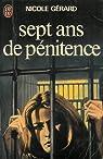 Sept ans de pénitence par Gérard