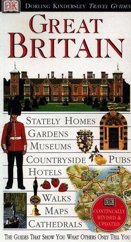 Great Britain (Dk Eyewitness Travel Guides)