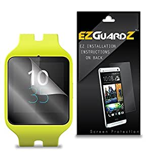 (1-Pack) EZGuardZ Screen Protector for Sony Smartwatch 3 (Ultra Clear)