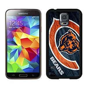 Fashion And Unique Samsung Galaxy S5 I9600 Case Designed With Chicago Bears 38 Black Samsung S5 Cover